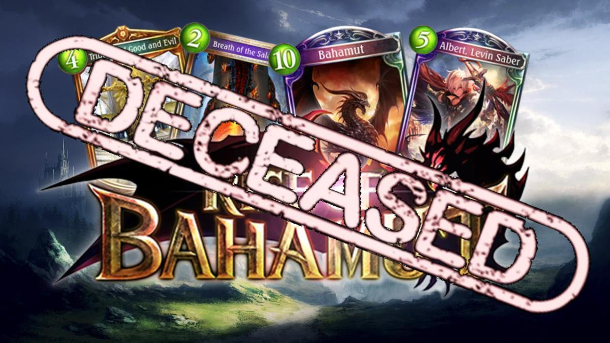 A Goodbye to Bahamut